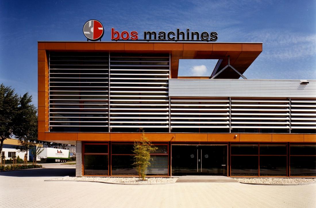 Moen & van Oosten - Bos Machines