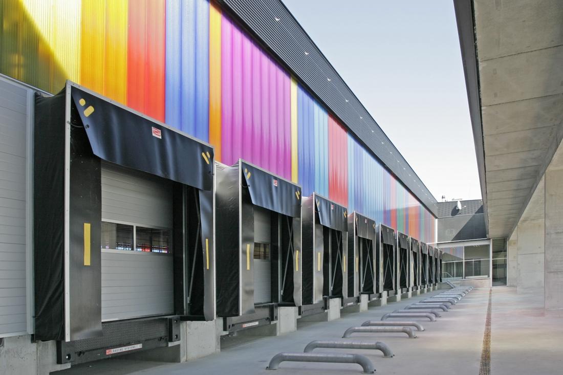 Moen & van Oosten - EGL Ceva Logistics Schiphol Z.O.