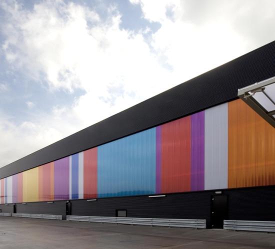 Moen & van Oosten - Rhenus Logistics Schiphol