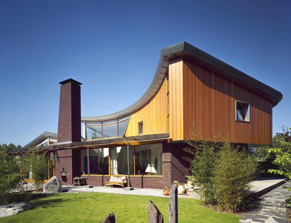Moen & van Oosten - Villa Rotterdam